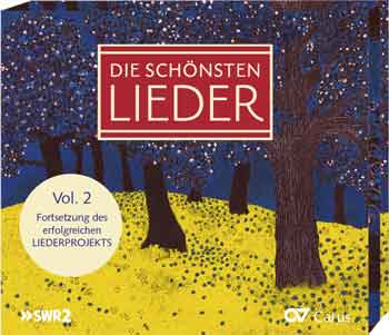 Die schoensten Lieder CD-VOL2 Cover