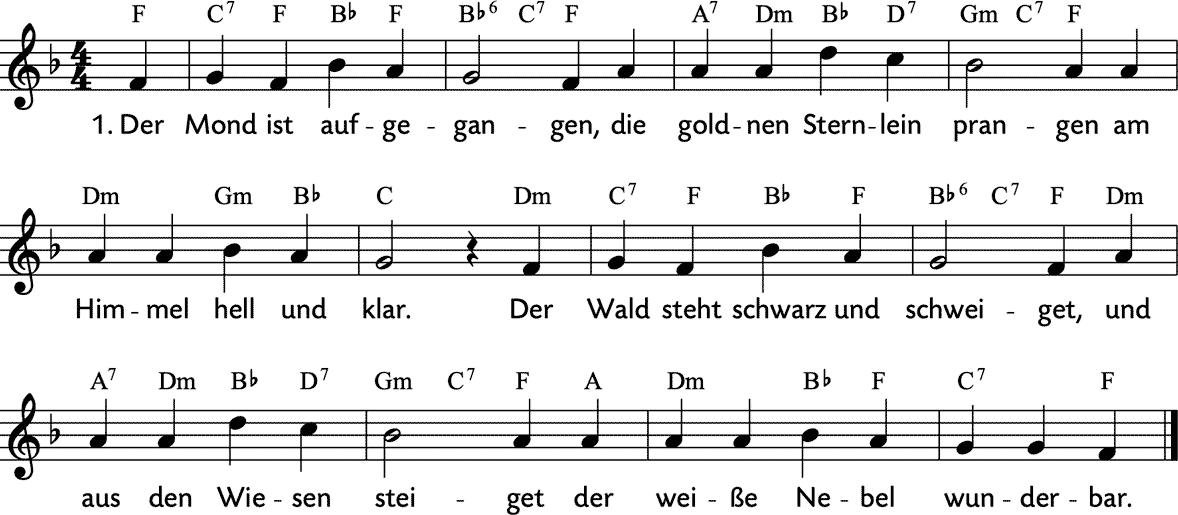 Noten liebe wunderbar so gottes lied und ist text Nano criptomoneda